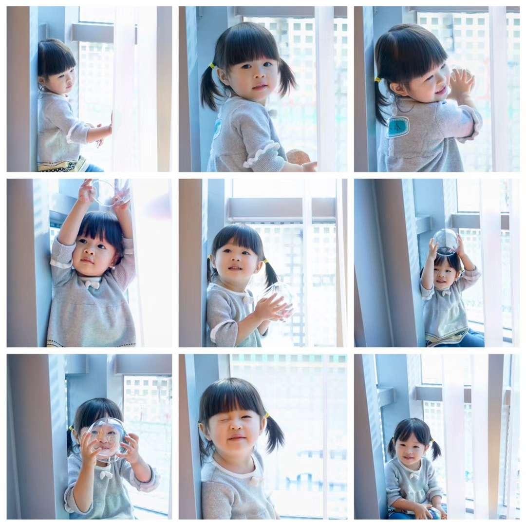宝宝两岁时nio house窗台的一角_蔚来ES8怎么样-口碑精选