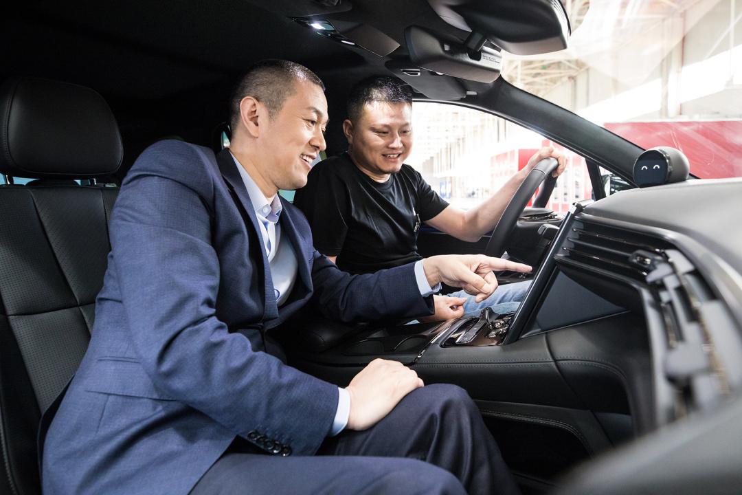 亲身车内体验新ES8_蔚来ES8怎么样-口碑精选